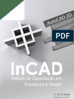 Apostila AutoCAD Práticas de Mercado - Atualização 2012