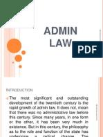 Administrative Law 1