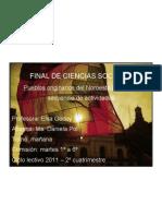 Final Sociales, Pueblos Del Noa