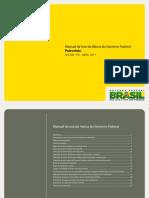 Manual de Uso Da Marca Do Governo Federal - Patrocinio - ABRIL 2011