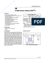 Green Mode Fairchild Power Switch