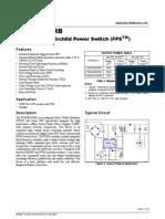 Green Mode Fairchild Power Switch