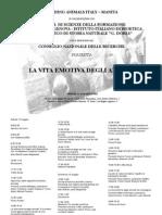 Program MAnIta Genoa Conference