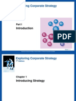 CH1 Exploring Corporate Strategy