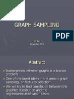 Graph Sampling