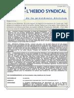 l'Hebdo Syndical-21 Mars 2012 (2)