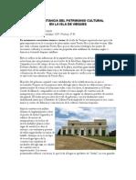 La importancia del patrimonio histórico de la isla de Vieques