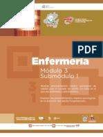 Guía Formativa ENFERMERIA 31, CECyTEH 2012
