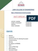 1st Project Seminar