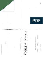 Elementi Di Fisica 1 (Meccanica E Termodinamica Nigro-Mazzoldi -Voci