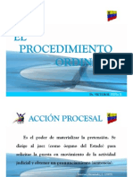Procedimiento Civil