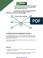 Conmutacion y Segmentación Ethernet