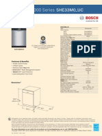 Bosch SHE33M0_UC
