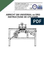 Abricht 300 Universal DRG