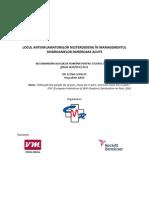 Locul Antiinflamatoriilor Nesteroidiene in Managementul Durerii Acute