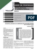 Involucion y Sinrazon en La Definicion de or Tutelado GRG