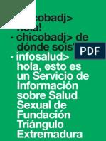 Guía útil LGBT Extremadura 2012