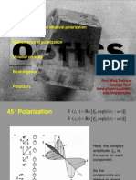 OpticsI 09 Polarization I