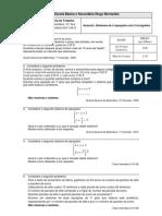 FT Sistemas (Exames)