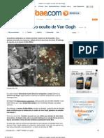 Hallan Un Cuadro Oculto de Van Gogh
