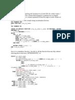 Concatenation in SQL