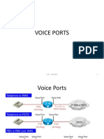 VoIP_Conceptos Voice Ports y Dial Peers