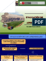EVALUACIÓN  EPT - 2011