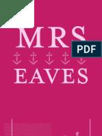 Mrs. Eaves