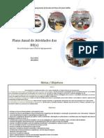 Plano Anual de Actividades das BEs 2011-2012 - versão encurtada