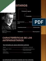 Microbiología Antiparasitarios