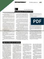 """Teoría Jurídicas Alternativas, por Carlos Cárcova, en Revista """"No Hay Derecho"""" impresa"""