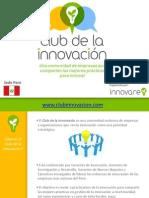 Club de Innovación - Sede Peru 2012 v2