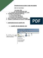 Manual Configuracion Cliente VPN