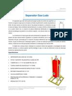Separador Gas Lodo Interactive