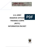 Msu Rotc Student Info Binder Feb11 v8 Final