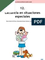 Lactancia Materna Situaciones Especiales