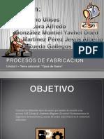 PROCESOS DE FABRICACIÓN_Exposición 1_ tipos de acero