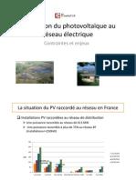 101125 Integration Du Photovoltaique Au Reseau Electrique