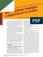 Con Ciencia Fono Logic A y PA