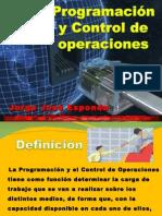 Clase 13 Program de Operaciones