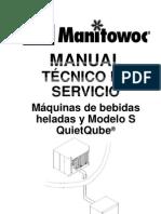 Manitowok Machine Ice