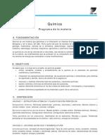 programa QUIMICA 1-2012vf