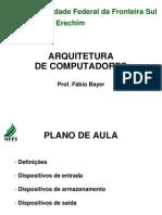 Topico 04 -Arquitetura de Com Put Adores