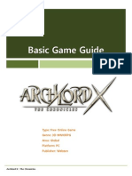 AX Game Guide