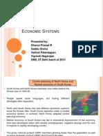 Economic System 1.1
