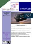 Data Sheet KW991 RTI Iss02