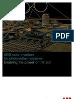 ABB Solar Inverters #