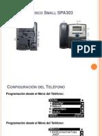 Manual SPA303