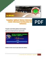 Aplikasi SIG MapInfo+VisualBasic