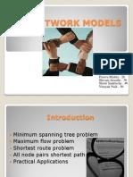 Network Models (1)